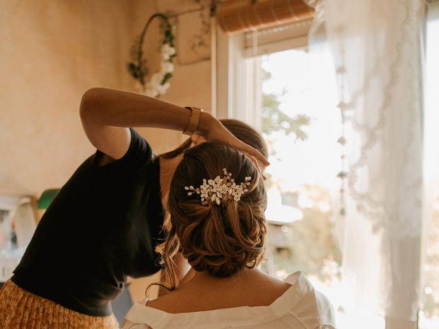 Le mariage de Alexandre et Marie-Clémence à Rions, Gironde 17