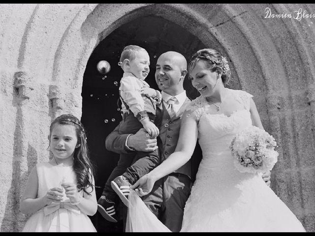 Le mariage de Ronan et Sandrine à Mahalon, Finistère 1