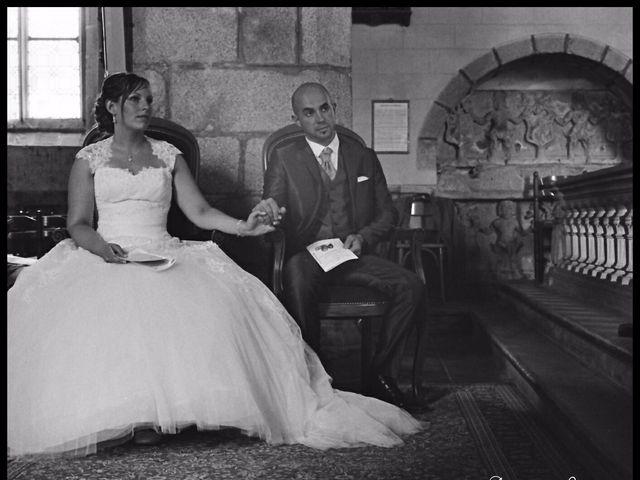 Le mariage de Ronan et Sandrine à Mahalon, Finistère 6