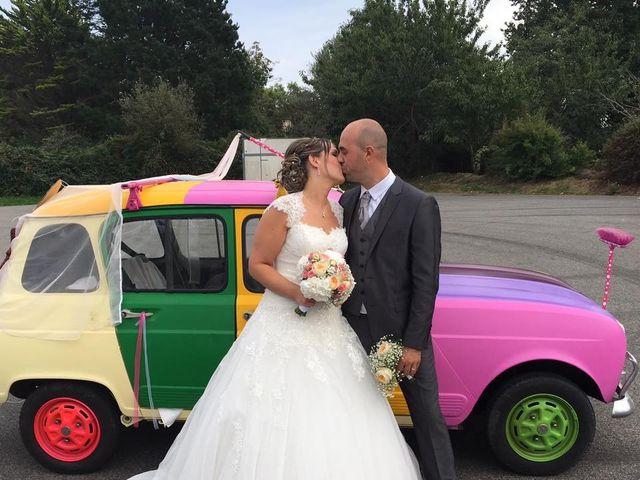 Le mariage de Ronan et Sandrine à Mahalon, Finistère 13