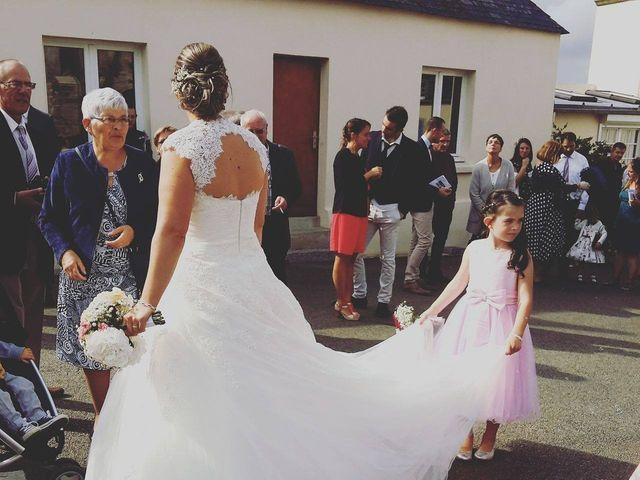 Le mariage de Ronan et Sandrine à Mahalon, Finistère 14