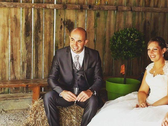 Le mariage de Ronan et Sandrine à Mahalon, Finistère 15