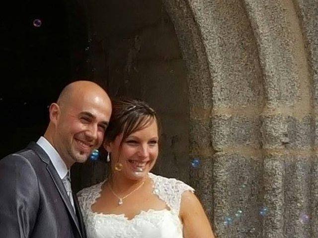 Le mariage de Ronan et Sandrine à Mahalon, Finistère 17