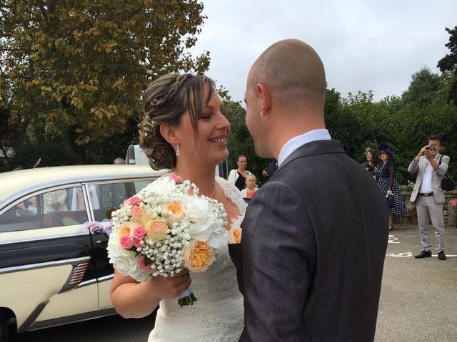Le mariage de Ronan et Sandrine à Mahalon, Finistère 18
