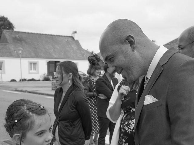 Le mariage de Ronan et Sandrine à Mahalon, Finistère 28
