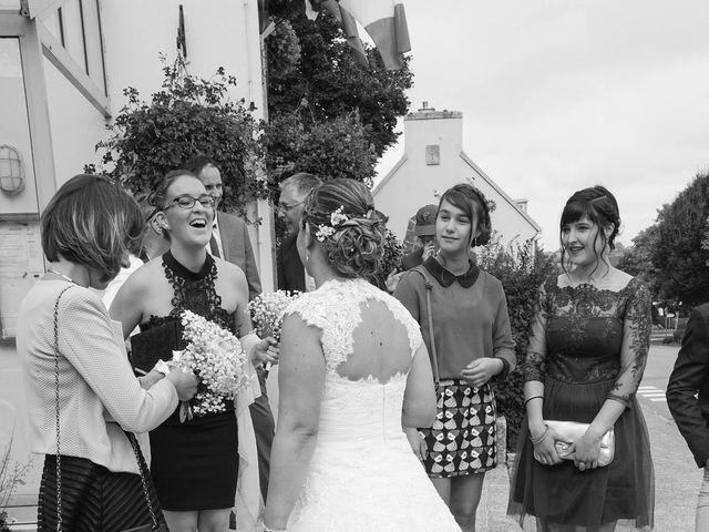 Le mariage de Ronan et Sandrine à Mahalon, Finistère 29