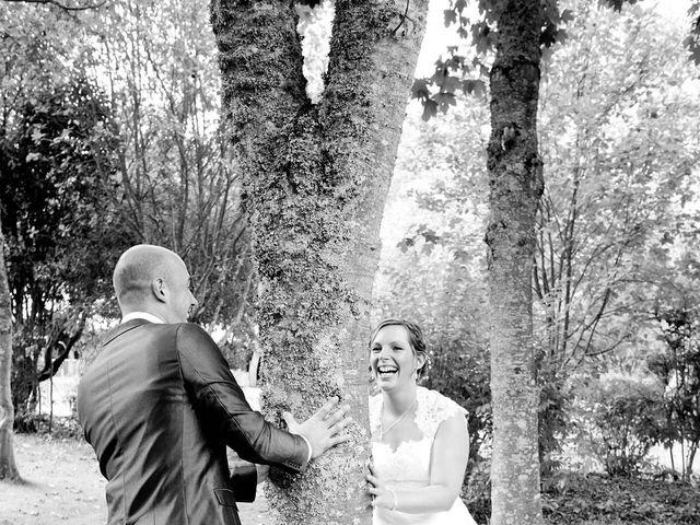 Le mariage de Ronan et Sandrine à Mahalon, Finistère 34