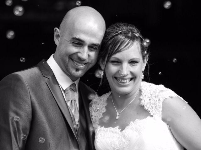 Le mariage de Ronan et Sandrine à Mahalon, Finistère 43