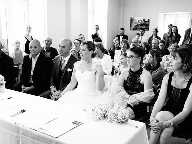 Le mariage de Ronan et Sandrine à Mahalon, Finistère 47
