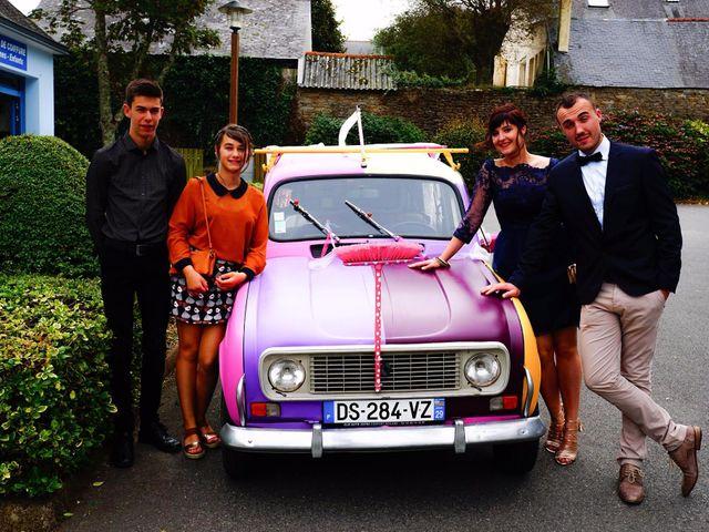 Le mariage de Ronan et Sandrine à Mahalon, Finistère 50