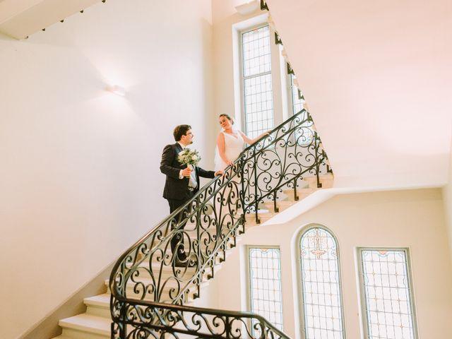 Le mariage de Matthieu et Marie à Liverdun, Meurthe-et-Moselle 1
