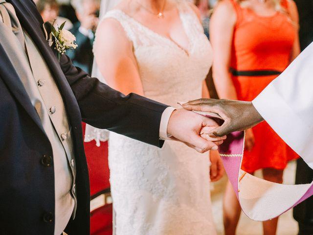 Le mariage de Matthieu et Marie à Liverdun, Meurthe-et-Moselle 2