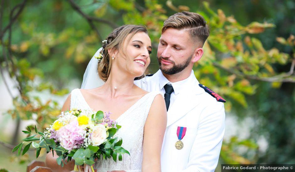Le mariage de Nicolas et Marion à Saint-Victoret, Bouches-du-Rhône