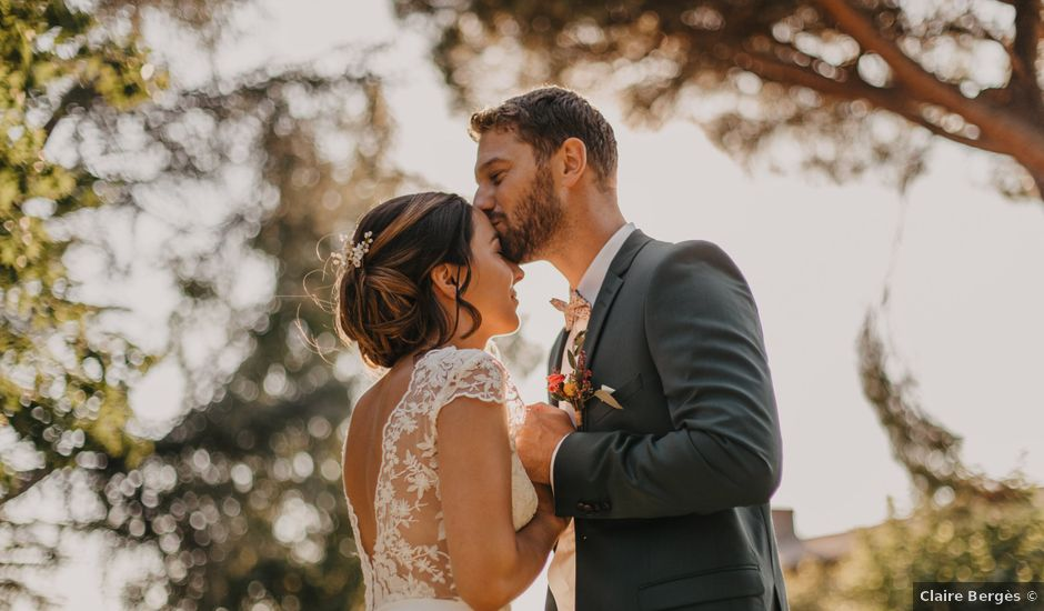 Le mariage de Alexandre et Marie-Clémence à Rions, Gironde