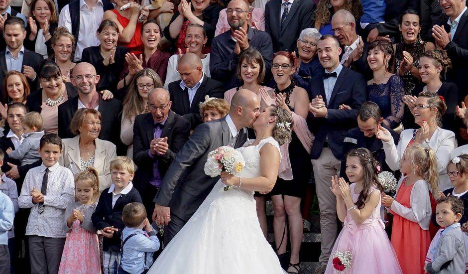 Le mariage de Ronan et Sandrine à Mahalon, Finistère