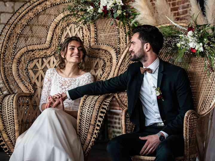 Le mariage de Manon et Rafaël