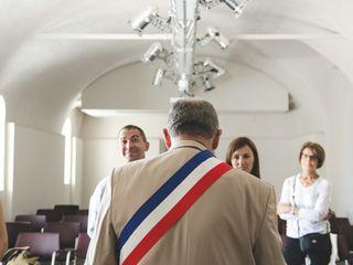 Le mariage de Géraldine et Franck 1