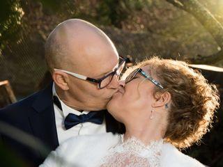 Le mariage de Catherine et Eric