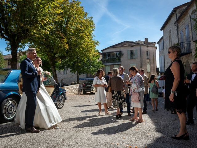 Le mariage de Matthieu et Anne-Laure à Monflanquin, Lot-et-Garonne 16