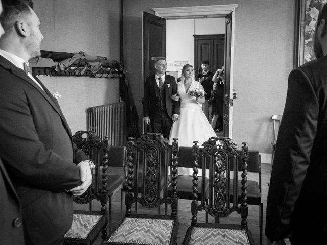 Le mariage de Matthieu et Anne-Laure à Monflanquin, Lot-et-Garonne 17