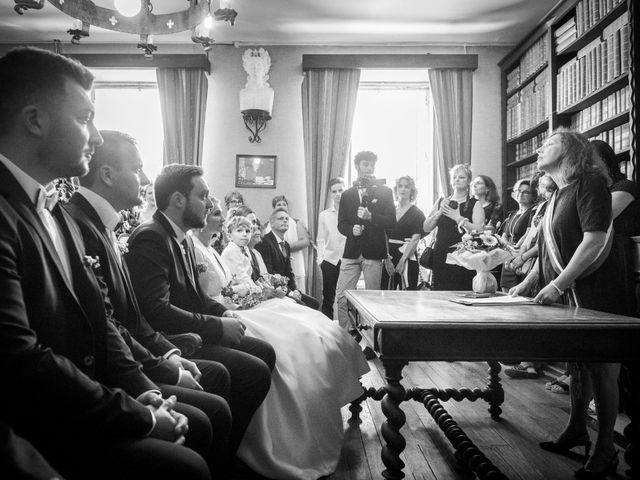 Le mariage de Matthieu et Anne-Laure à Monflanquin, Lot-et-Garonne 18