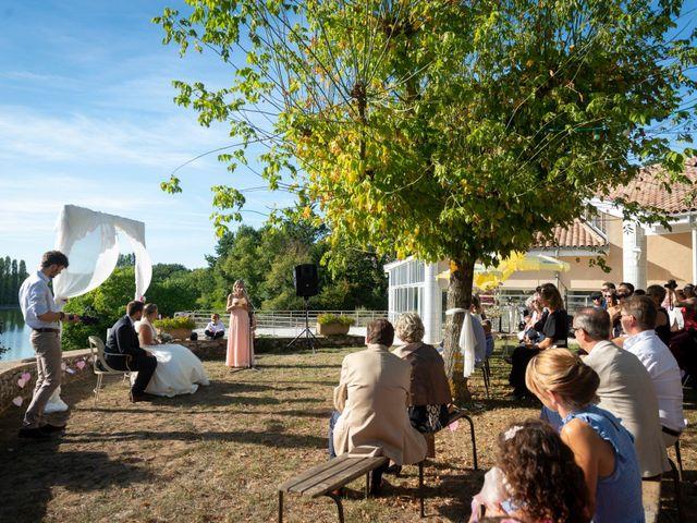 Le mariage de Matthieu et Anne-Laure à Monflanquin, Lot-et-Garonne 26