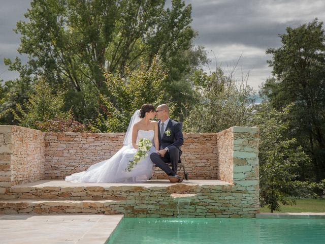 Le mariage de Laetitia et Jean-Luc
