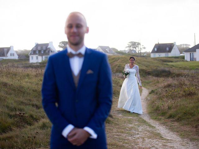 Le mariage de Anthony et Tiphaine à Plougonvelin, Finistère 1