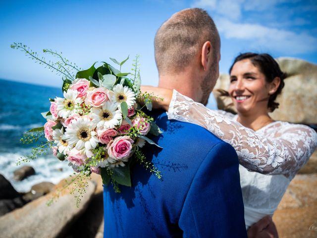 Le mariage de Anthony et Tiphaine à Plougonvelin, Finistère 8
