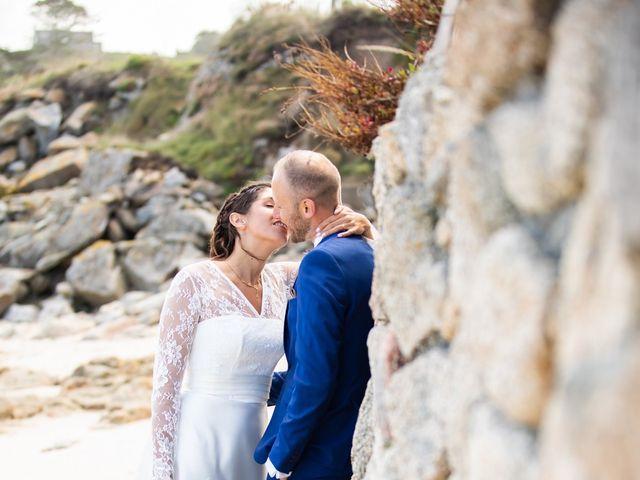 Le mariage de Anthony et Tiphaine à Plougonvelin, Finistère 14