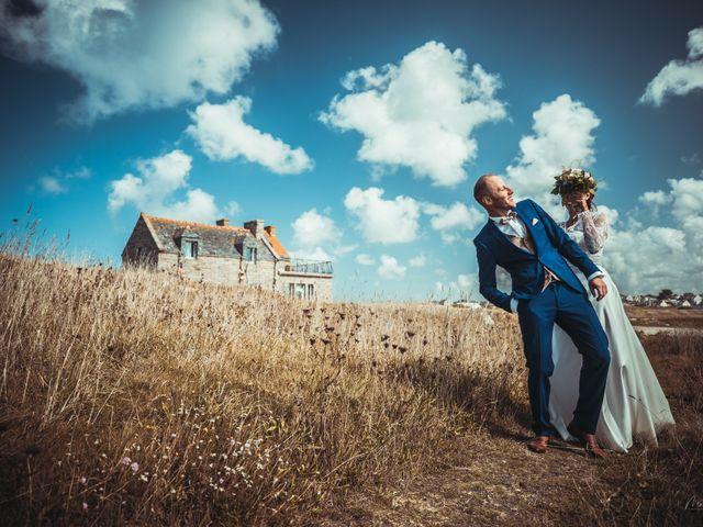 Le mariage de Anthony et Tiphaine à Plougonvelin, Finistère 18