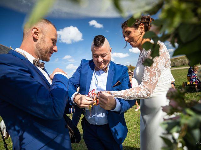 Le mariage de Anthony et Tiphaine à Plougonvelin, Finistère 36