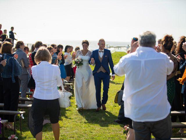 Le mariage de Anthony et Tiphaine à Plougonvelin, Finistère 45