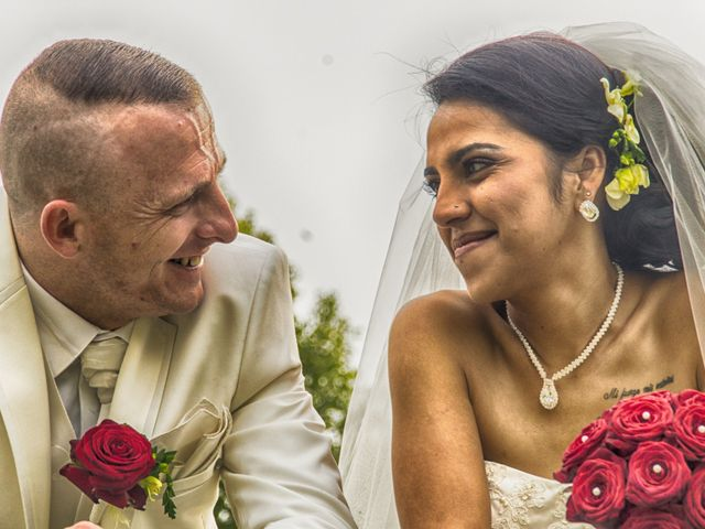 Le mariage de Frédéric et Jessica à Manosque, Alpes-de-Haute-Provence 9