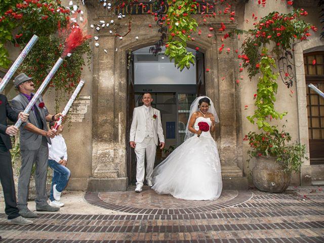 Le mariage de Frédéric et Jessica à Manosque, Alpes-de-Haute-Provence 10