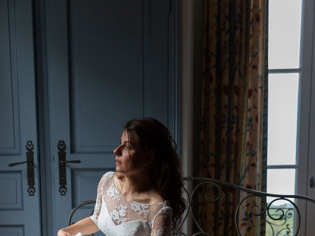 Le mariage de Jean-Baptiste et Manon à Campsegret, Dordogne 4