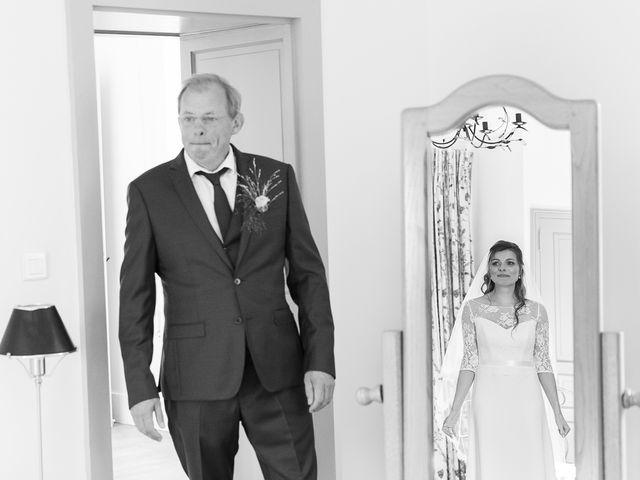 Le mariage de Jean-Baptiste et Manon à Campsegret, Dordogne 5