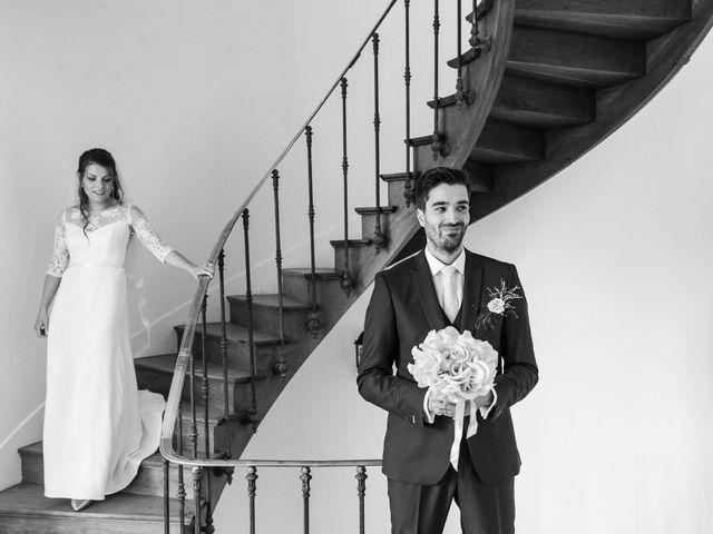 Le mariage de Jean-Baptiste et Manon à Campsegret, Dordogne 8