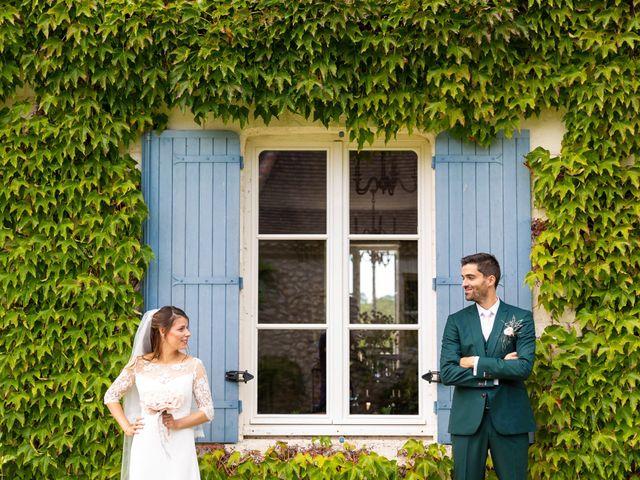Le mariage de Jean-Baptiste et Manon à Campsegret, Dordogne 9