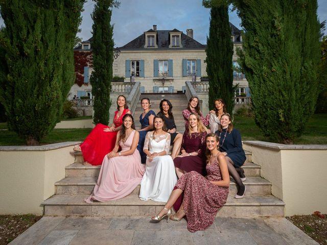 Le mariage de Jean-Baptiste et Manon à Campsegret, Dordogne 18