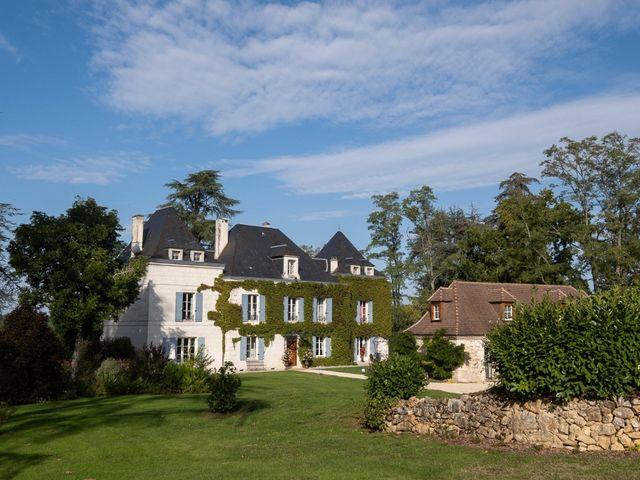 Le mariage de Jean-Baptiste et Manon à Campsegret, Dordogne 26