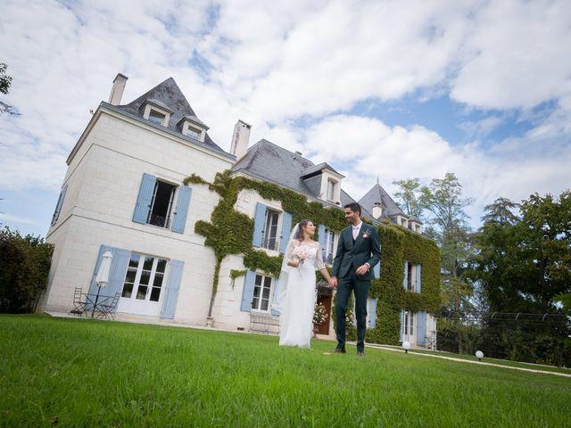 Le mariage de Jean-Baptiste et Manon à Campsegret, Dordogne 28