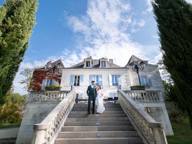 Le mariage de Jean-Baptiste et Manon à Campsegret, Dordogne 29