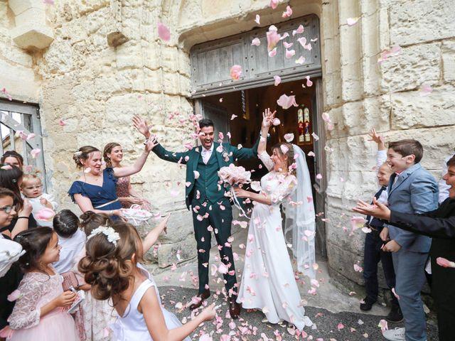 Le mariage de Jean-Baptiste et Manon à Campsegret, Dordogne 35