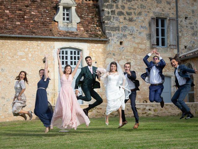 Le mariage de Jean-Baptiste et Manon à Campsegret, Dordogne 38