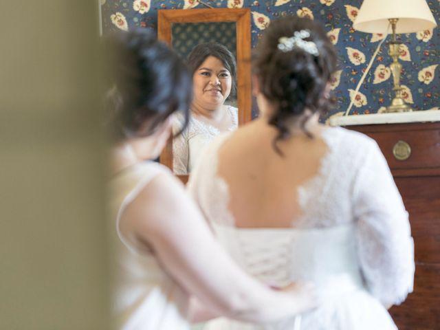 Le mariage de Kevin et Van à Fontenay-Trésigny, Seine-et-Marne 11