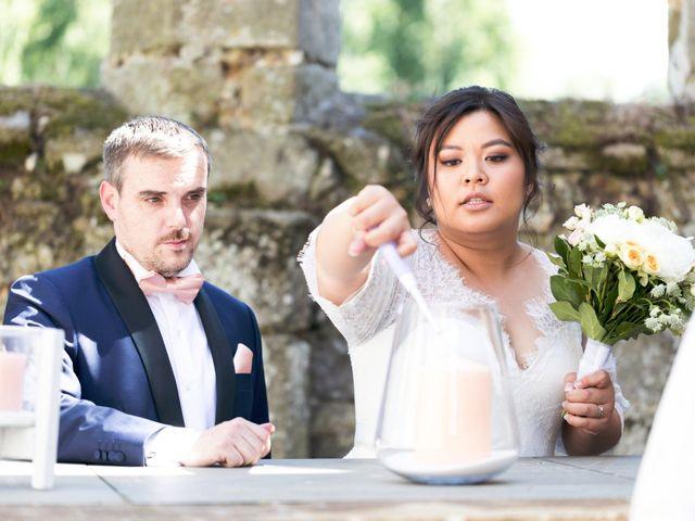 Le mariage de Kevin et Van à Fontenay-Trésigny, Seine-et-Marne 19