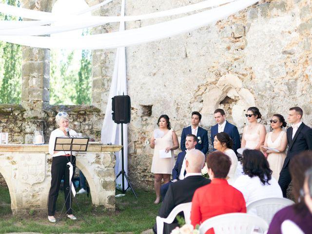 Le mariage de Kevin et Van à Fontenay-Trésigny, Seine-et-Marne 20