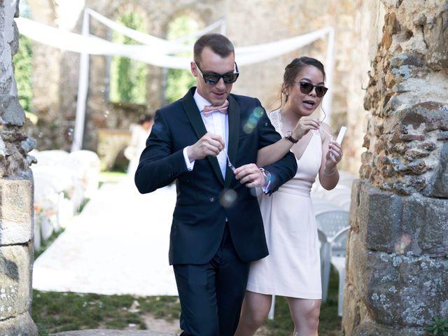 Le mariage de Kevin et Van à Fontenay-Trésigny, Seine-et-Marne 37