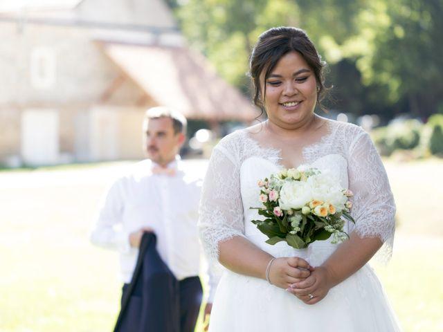 Le mariage de Kevin et Van à Fontenay-Trésigny, Seine-et-Marne 41